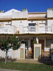Cabo Roig property - 2 bedroom townhouse