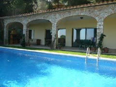Costa Brava Holidays - Villa in Begur
