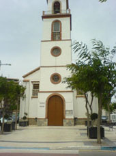 Los Alcazares church