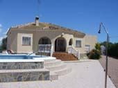 Detached Dolores Property - 3 Bedroom Villa