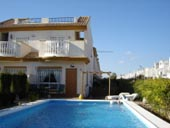 House for rent in Cabo Roig