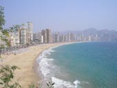 Benidorm - Playa Levante