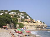 A Beach Near Calpe