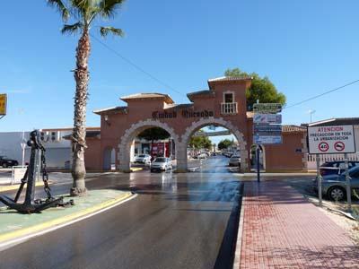 Street Map Of Quesada Spain.Quesada Holiday Rentals Property Car Hire Guide To Ciudad Quesada