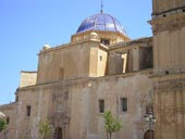St Mary's Basilica Elche