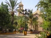 Torrevieja Church Square